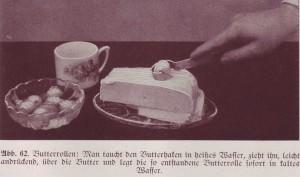 Butterrollen